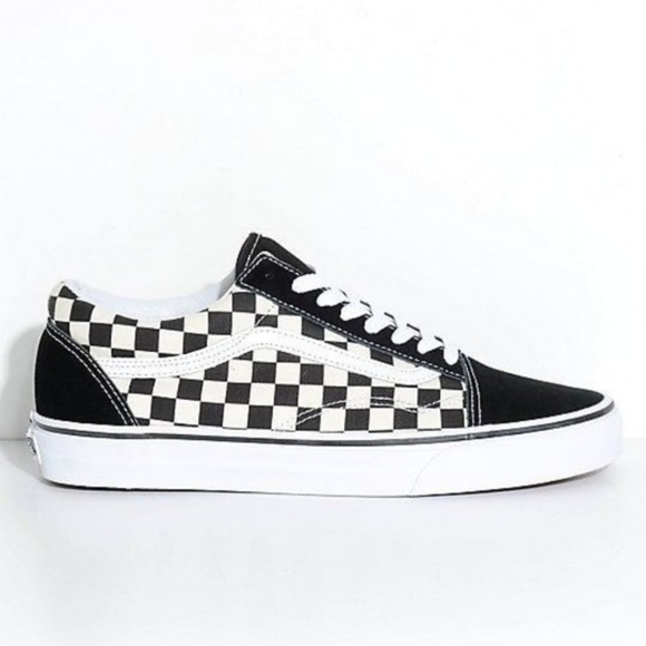 Vans Shoes | Vans Old Skool Black White